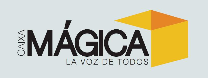 Logotipo do projeto Caixa Mágica