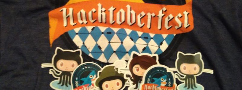 Camisa Hacktoberfest 2015